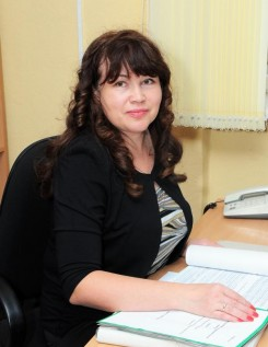 Бондаренко Эльвира Муллахметовна