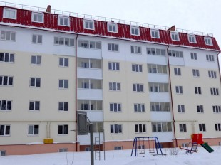 5-ти этажный жилой дом с мансардой
