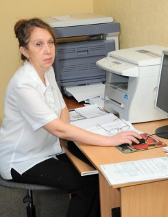 Колпакова Галина Николаевна