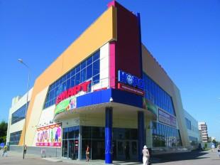Торгово-развлекательный центр «МЕГАМАРТ»