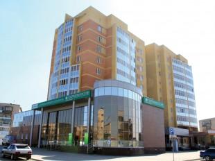 10-ти этажный жилой дом со встроено-пристроенным блоком обслуживания