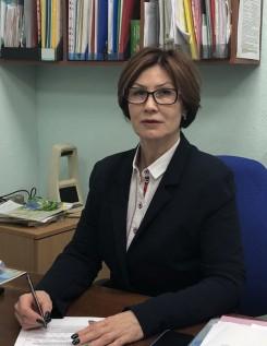 Школьная Наталья Валентиновна